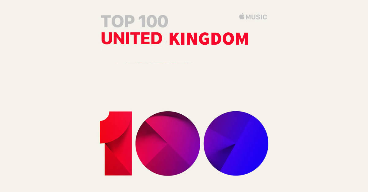 Itunes top 100 songs uk the chart